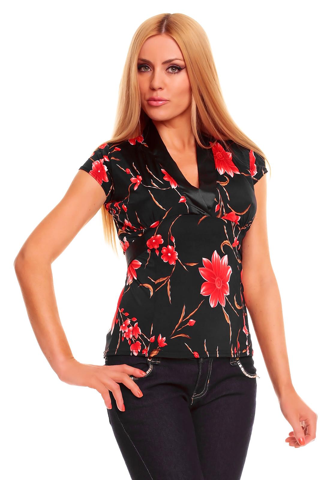 fbf9fc22a405 Elegantné tričko tunika Ruby