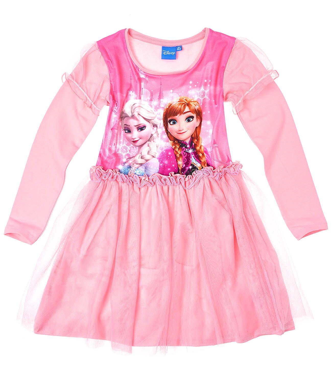 52610760d240 Dievčenské šaty Frozen 1