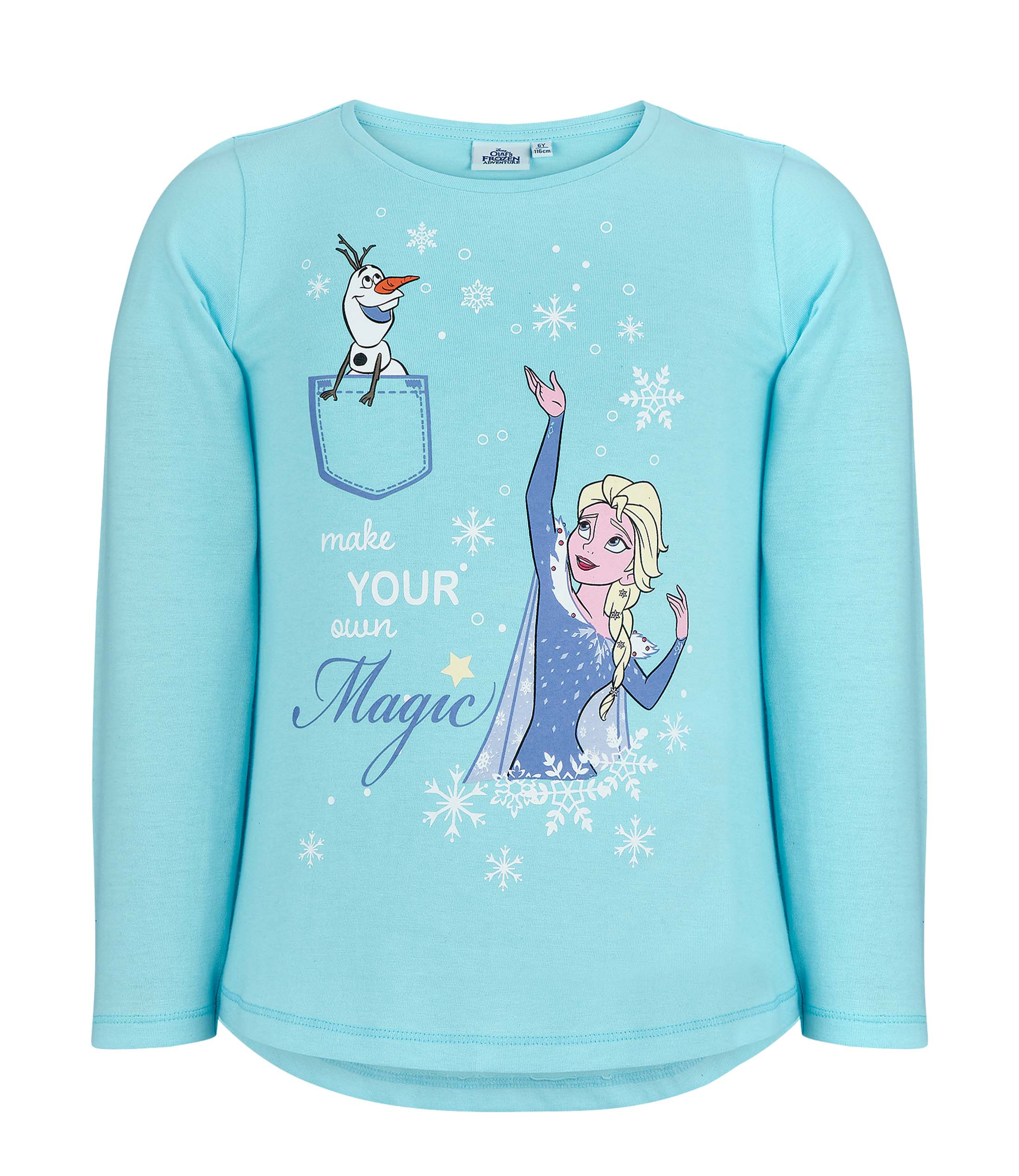d0f9587435fb Dievčenské tričko Frozen I. empty